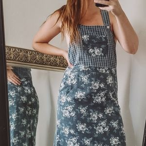 Vintage Northwest Outfitters Denim Dress